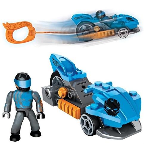 Mega Bloks Mega Bloks Hot Wheels Çek Bırak Araba Renkli